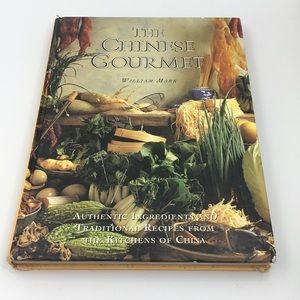 The Chinese 🥢 Gourmet Cookbook By William Mark